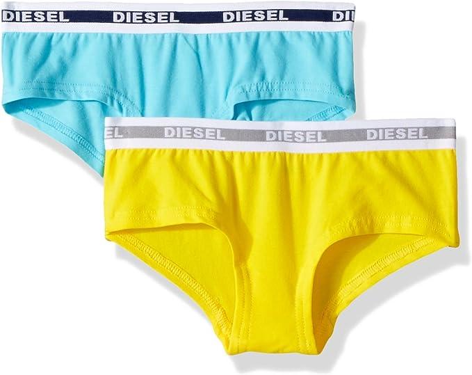 Diesel Accessories Girls Big 2 Pack Hipster Underwear