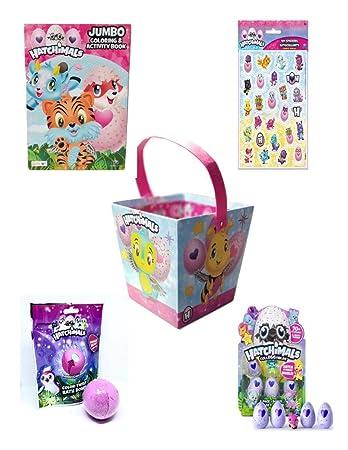 Amazon hatchimals do it yourself basket gift set bundle toys hatchimals do it yourself basket gift set bundle solutioingenieria Gallery
