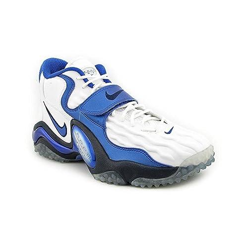 71a049b85f Nike Air Zoom Turf Jet 97 Mens Cross Training Shoes 554989-101 White 10 M
