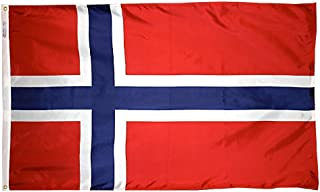 product image for All Star Flags 3x5' Norway Nylon Flag - All Weather, Durable, Outdoor Nylon Flag