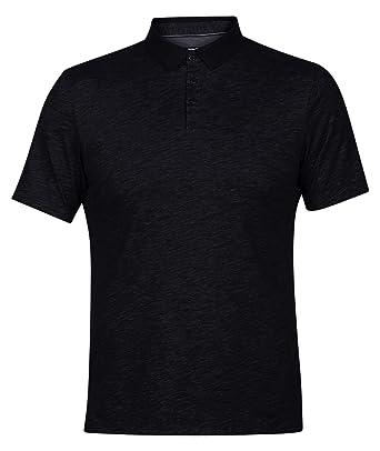 ce5d08408b1 Amazon.com  Hurley Men s Nike Dri-fit Short Sleeve Lagos Polo  Clothing