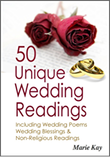 50 Unique Wedding Readings Including Poems Blessings And Non Religious