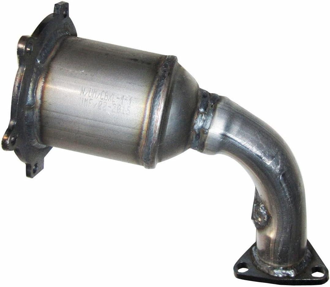 Fit INFINITI i35 3.5L 2002-2004 Manifold Catalytic Converter Radiator Side