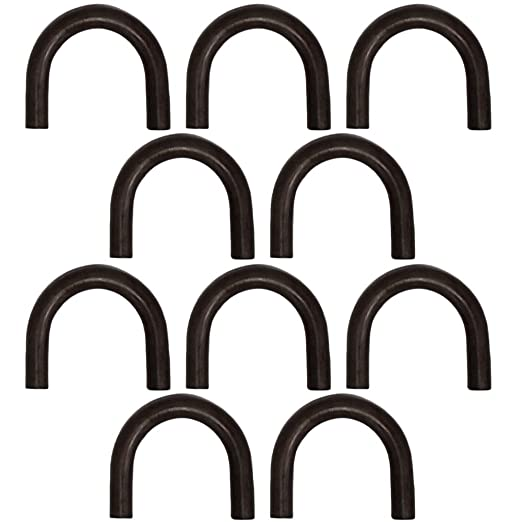 """1//2/"""" Weld On D Ring Tie Down Flatbed Truck Trailer Chain Straps Rope Attach"""