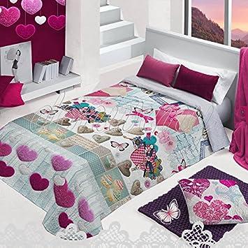 Tagesdecke Bouti Kinder, Junior Manterol Design 586: Amazon ...