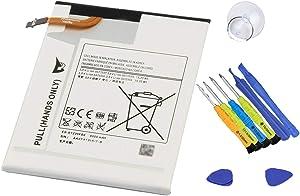 BOWEIRUI EB-BT230FBE (3.8V 15.2Wh 4000mAh) Tablet Battery Replacement for Samsung Galaxy TAB 4 7.0 SM-T230 SM-T235 Series EB-BT230FBC EB-BT230FBU with Tools