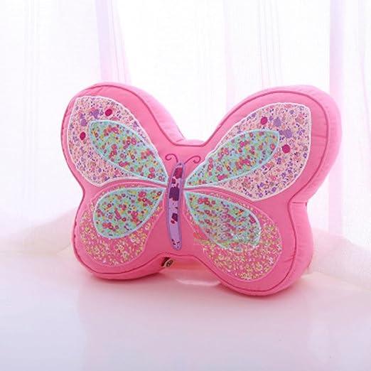 Almohada en forma de mariposa niñas juguete regalo Idea ...