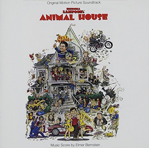 Animal House: Original Motion Picture Soundtrack [Enhanced CD] (Pictures Animal)