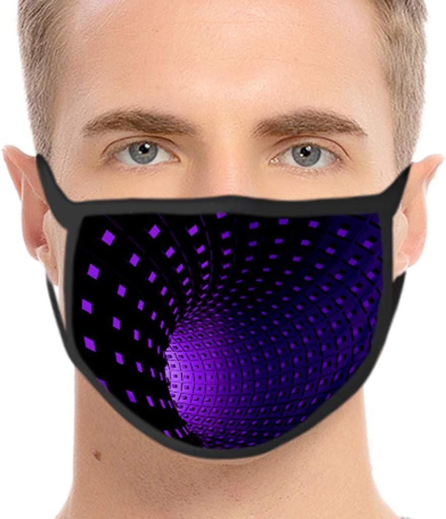 Unisex 3D Print Face