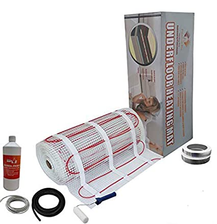 Electric Underfloor Heating kit 150w 18.0m2