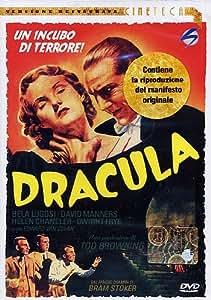 Dracula (1931) [Italia] [DVD]
