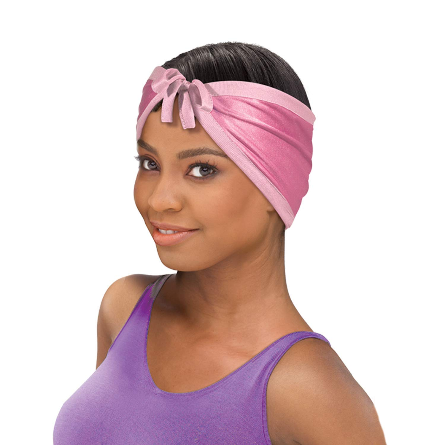 Stay On Satin Wrap Cap, 3 Pack 769/C3