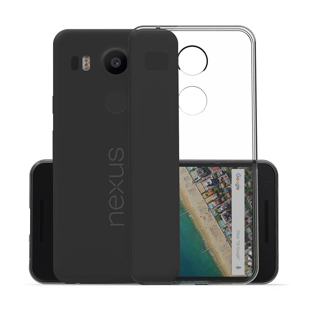 Funda LG Nexus 5X, CANWN Suave Carcasa Gel Nexus 5X Ultra ...