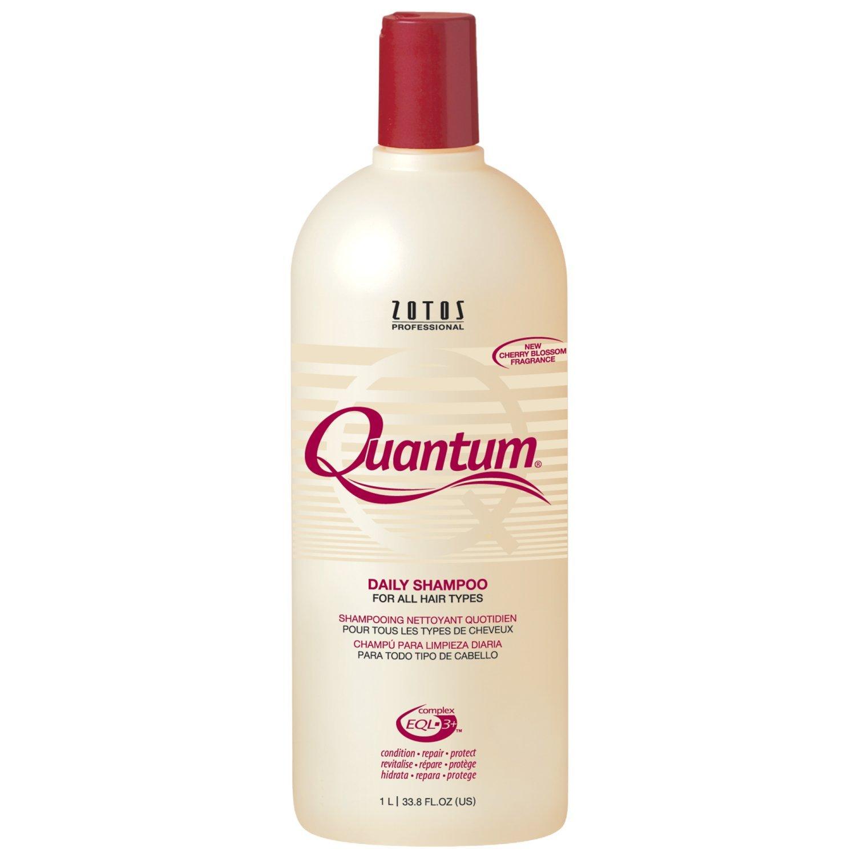 Zotos Quantum Daily Cleansing Shampoo