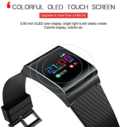 CYGGJ Smart Watch X9Pro, Pantalla en Color, frecuencia ...