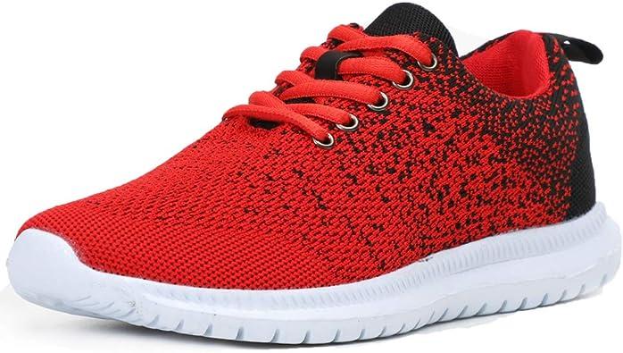 Zapatilla de Deporte Mujer Running Zapatos para Correr Gimnasio Calzado Deportivo de Exterio Cómodos Casual Senderismo Ligero Zapatillas 35-43: Amazon.es: Zapatos y complementos