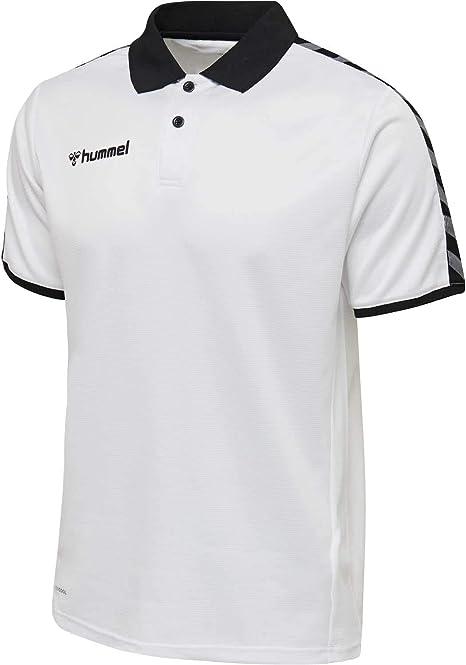 hummel Hmlauthentic Functional Polo, Hombre: Amazon.es: Deportes y ...