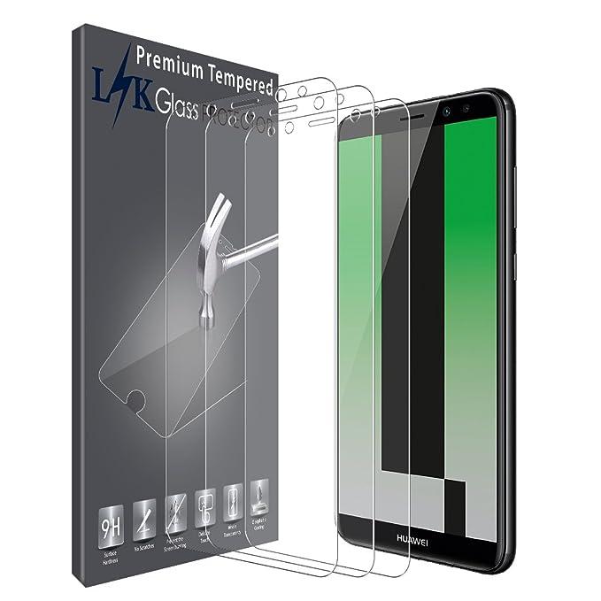 8 opinioni per LK [3 Pack] Huawei Mate 10 Lite/Huawei Nova 2i Pellicola Protettiva, Protezione