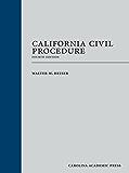 California Civil Procedure, Fourth Edition