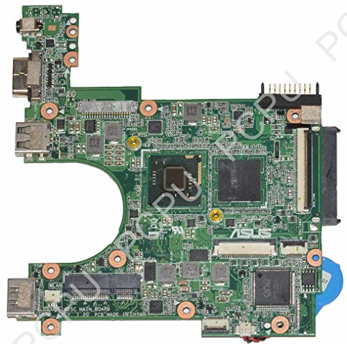 60-OA3FMB1000-C05 Asus EEE PC 1025C Netbook Motherboard w/Intel Atom N2600 1.6Ghz CPU (Asus Eee Netbook Motherboard)