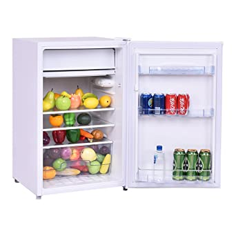123L Nevera Refrigerador clase A+MINI termostato adjustable Hotel Mini Bar Restaurante Apartamento