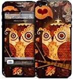 GelaSkins iPh5-EnOwl GelaSkins for iPhone 5 - 1 Pack - Retail Packaging - The Enamored Owl