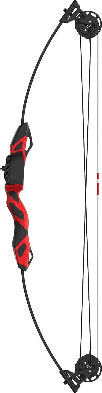 Noir Barnett Crossbows Arc Type Compound Vertigo Junior Mixte Enfant Arcs Sports et Loisirs