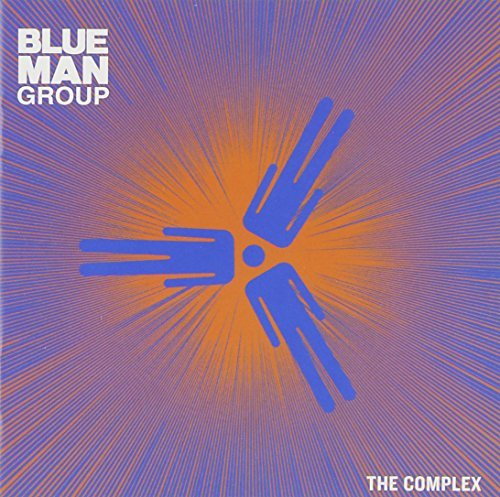 Original album cover of The Complex by Blue Man Group