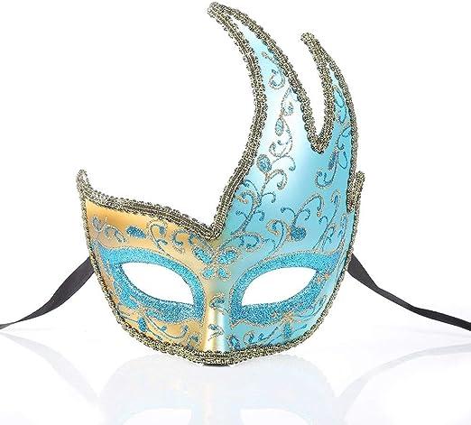 OLT - Mask Diadema con máscara de Llama Retro para Hombre y Mujer ...
