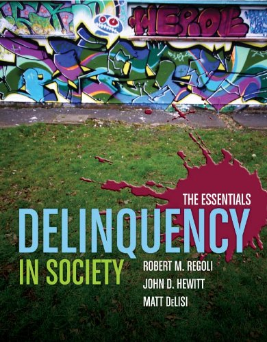 Download Delinquency in Society: The Essentials Pdf