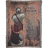 Tapestry Throw - Full Armor of God by Dicksons