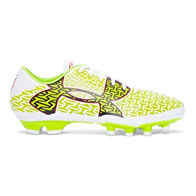 0e87188c5 Amazon.com | Under Armour Womens Cf Force 2.0 Fg Firm Ground Soccer Cleats  White/White 5 | Soccer