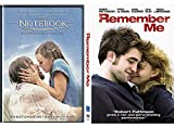 Remember Me & The Notebook Romance Movies DVD Set Double Feature Love Twice as Much