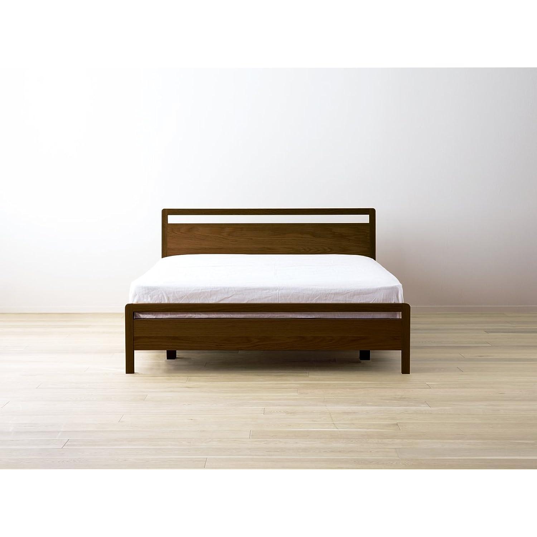 高野木工 マーク ベッド WALNUT