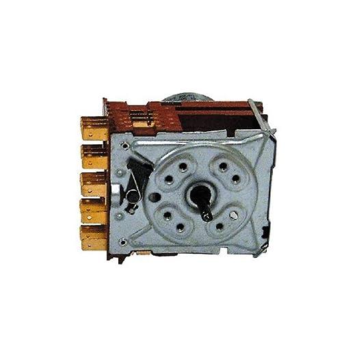 Recamania Programador lavavajillas Indesit D65FR 090761: Amazon.es
