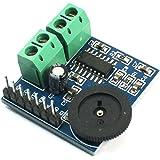 WINGONEER Module d'amplificateur audio du module amplificateur PAM8403
