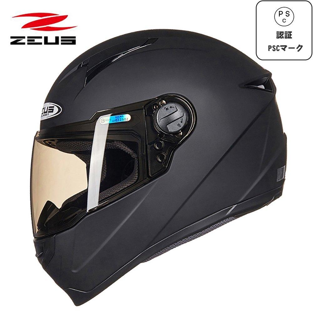 ZEUS-811 正品 フルフェイス オフロード バイクヘルメット 男女通用 運動用品 PSCマーク付き 安全帽 四季可能 (商品ー7, XXXL商品サイズ(65-66cm)) B07FZYNZ6Q