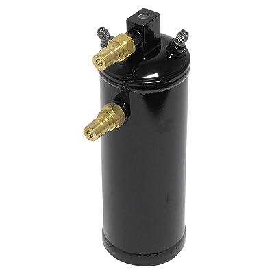 Universal Air Conditioner RD 10048C A/C Receiver Drier: Automotive