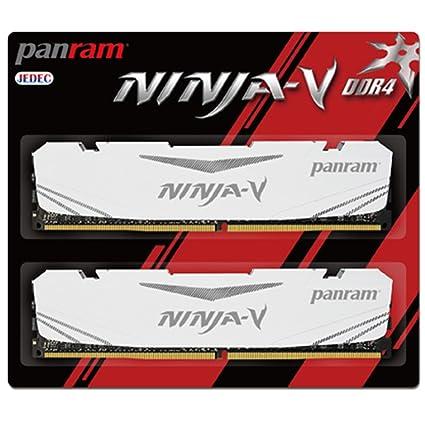 panram 2400 ninja-v Series 16 GB Memoria DDR4: Amazon.es ...