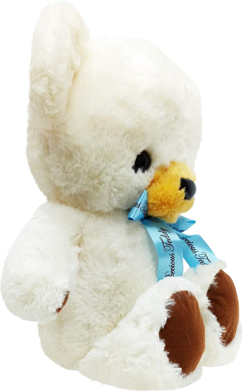 "Amuse Precious Teddy Bear Soft Plush 24/"" Tokimeki Pink"