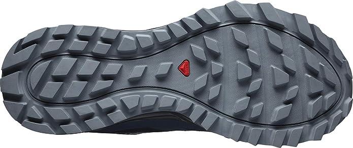 Salomon Damen Trail Running Schuhe Farbe: blau TRAILSTER 2 GTX W navy blazer//sargasso sea//flint stone
