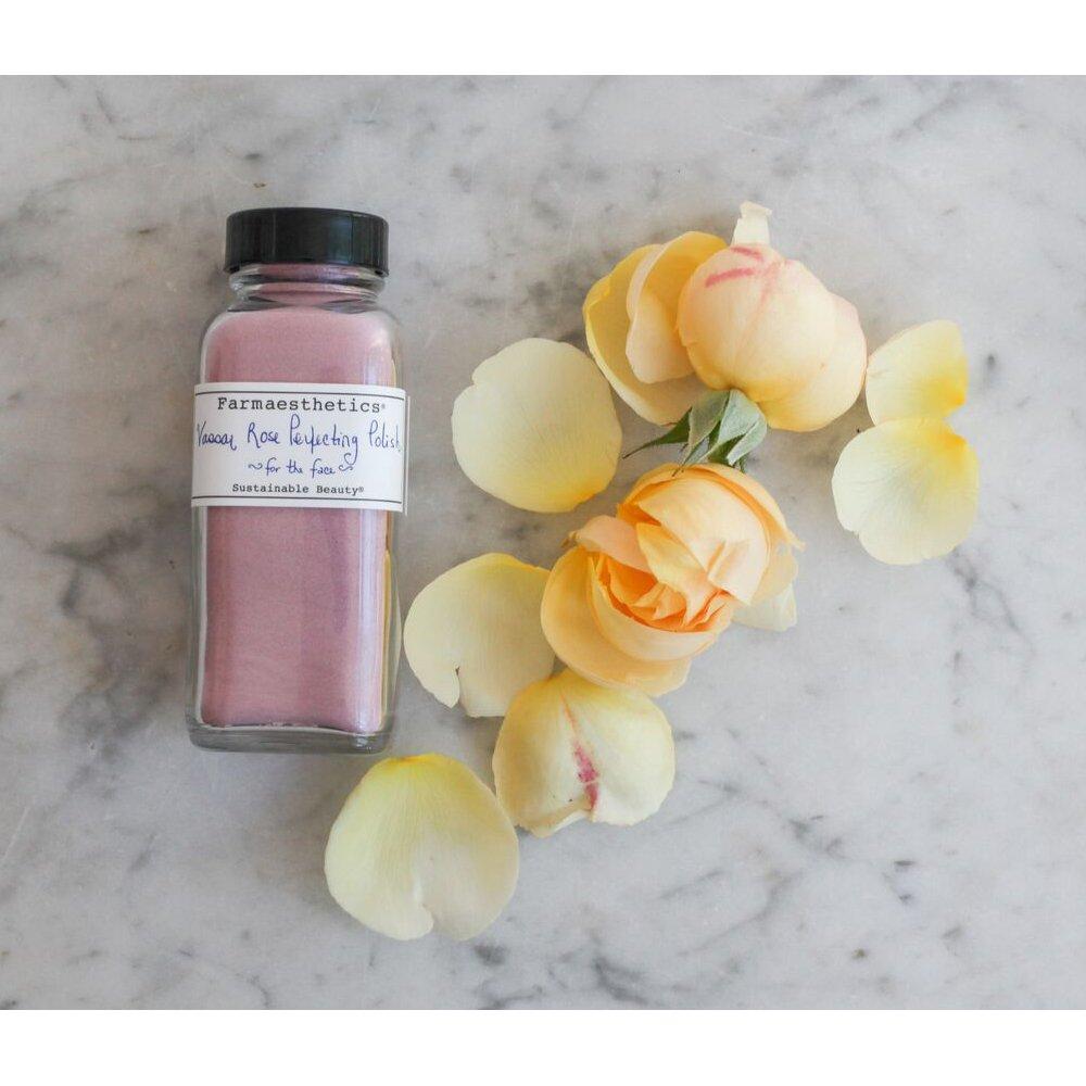 Farmaesthetics Vassar Rose Perfecting Polish 4 oz by Farmaesthetics (Image #2)