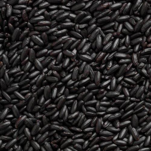 - Lotus Foods Gourmet Heirloom Forbidden Rice, 22-Pound Bag