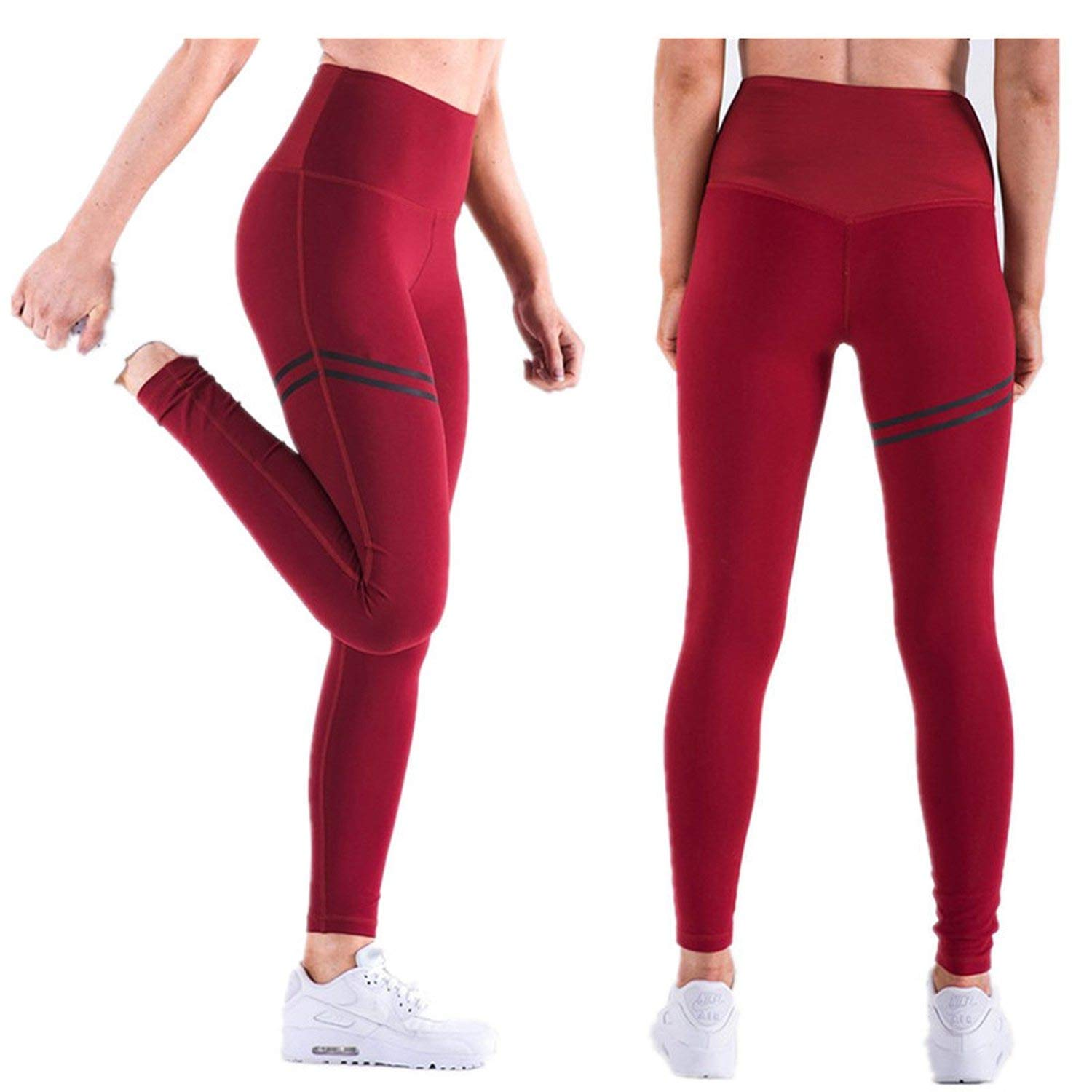 Amazon.com: Get-in Push Up Yoga Pants Women High Waist ...