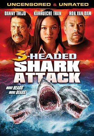 3 Headed Shark