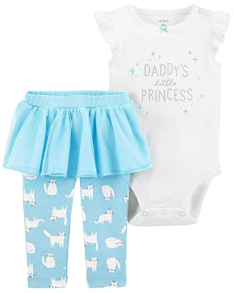 bd8988e95 Carter s Baby Girls  Bodysuit Pant Sets