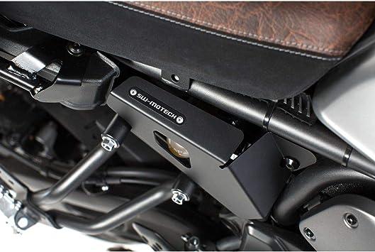 Sw Motech Bremsflüssigkeitsbehälter Schutz Set Schwarz Yamaha Xsr 700 16 Links Und Rechts Auto