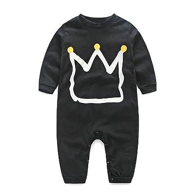 Webla - Grenouillère - Bébé (garçon) 0 à 24 mois noir noir Size:6M