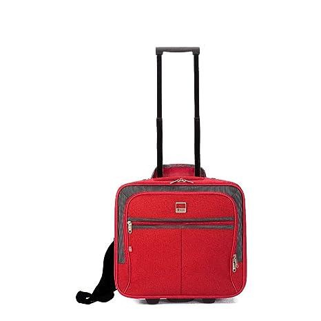 Benzi Marvao - Equipaje de mano rojo rojo cabin size