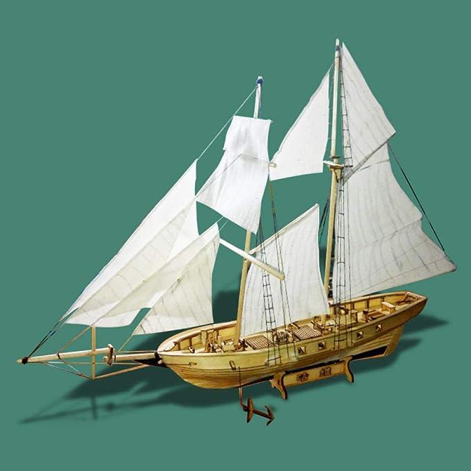 Maquetas de Barcos Kits de Modelo de Barco 1/130 Escala ...